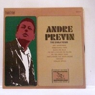 André Previn - The Early Years