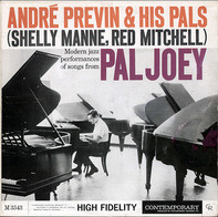 André Previn & His Pals - Modern Jazz Performances Of Songs From Pal Joey