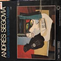 Andrés Segovia - Gitarrenmusik Spanischer Meister