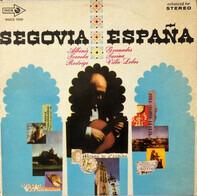 Andrés Segovia - Espana