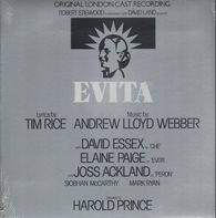 Andrew Lloyd Webber And Tim Rice , David Essex , Elaine Paige , Joss Ackland & Harold Prince - Evita: Original London Cast Recording