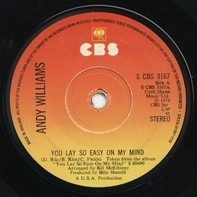 Andy Williams - You Lay So Easy on My Mind