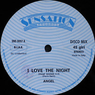Angel - I Love The Night