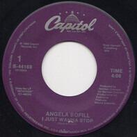 Angela Bofill - I Just Wanna Stop
