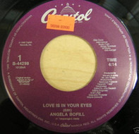 Angela Bofill - Love Is in Your Eyes