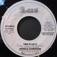 Angela Clemmons - This Is Love