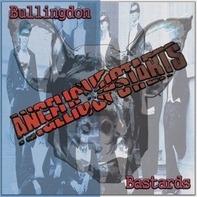Angelic Upstarts - Billingdon Bastards (colored Vinyl)