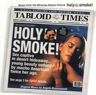 Angelo Badalamenti - Holy Smoke: Music From The Miramax Motion Picture
