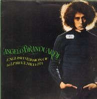 Angelo Branduardi - English version of 1st LP released 1974