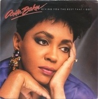 Anita Baker - Giving You The Best That I Got / good enough