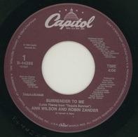 Ann Wilson And Robin Zander - Surrender To Me