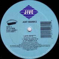 Ant Banks - Late Nite / Roll 'Em Phat