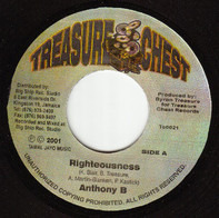 Anthony B - Righteousness
