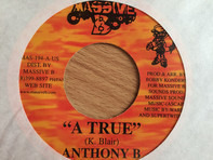 Anthony B - A True