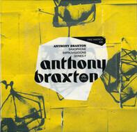 Anthony Braxton - Saxophone Improvisations Series F