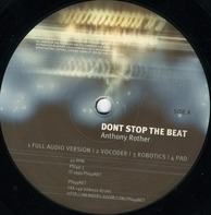 Anthony Rother - Don't Stop The Beat