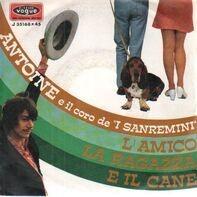 Antoine - L'Amico, La Ragazza E Il Cane