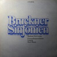 Anton Bruckner - Gewandhausorchester Leipzig , Kurt Masur - Sinfonie Nr. 6 A-dur