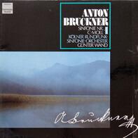 Anton Bruckner - Kölner Rundfunk-Sinfonie-Orchester , Günter Wand - Sinfonie Nr. 1 C-moll