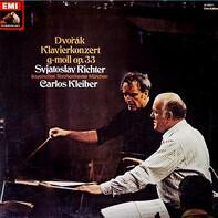 Antonín Dvořák - Carlos Kleiber - Sviatoslav Richter - Bayerisches Staatsorchester - Klavierkonzert G-Moll Op.33