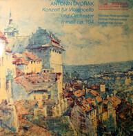 Antonín Dvořák - Mstislav Rostropovich , Berliner Philharmoniker , Herbert Von Karajan - Konzert Fur Violoncello Und Orchester H-Moll Op. 104