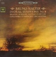 Antonín Dvořák , Johannes Brahms - Symphony No. 4 / Academic Festival Overture