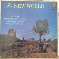 Dvořák , Philharmonia Orchestra , Sawallisch - The New World, Symphony No. 9 in E minor