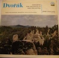 Dvořák - Concerto In B Minor For Violoncello & Orchestra  (Jiří Waldhans)