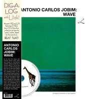 ANTONIO CARLOS JOBIM - Wave
