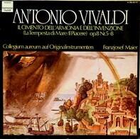 Vivaldi , Collegium Aureum - 'Il Cimento Dell'Armonia E Dell'Invenzione' Op.8 Nr.5-8 (La Tempesta Di Mare / Il Piacere)