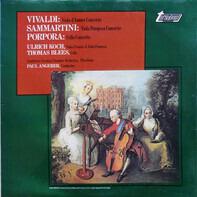 Vivaldi / Giovanni Sammartini / Nicola Porpora - Viole D'Amore Concerto / Viola Pomposa Concerto / Cello Concerto