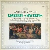 Vivaldi - Concertos