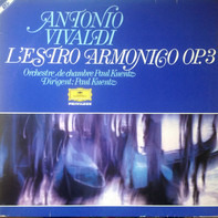 Antonio Vivaldi / Orchestre De Chambre Paul Kuentz - L'Estro Armonico Op. 3