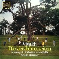 Vivaldi - Die Vier Jahreszeiten (Marriner)
