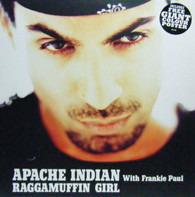 Apache Indian With Frankie Paul - Raggamuffin Girl