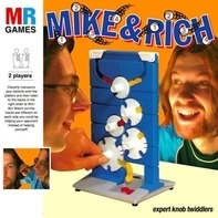 Aphex Twin & µ-Ziq - Mike & Rich: Expert Knob Twiddlers
