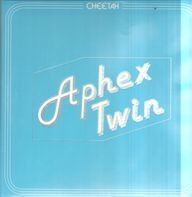 Aphex Twin - Cheetah EP (12''+mp3)