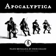 Apocalyptica - Plays Metallica-A Live Performance (3lp+dvd+mp3)