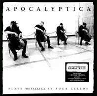 Apocalyptica - Plays Metallica (20th Anniversary Edition/2lp+cd)