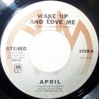 April Stevens - Wake Up And Love Me