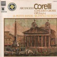 Arcangelo Corelli - Sigiswald Kuijken - La Petite Bande - Concerti Grossi Opus 6, 1-4
