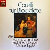 Arcangelo Corelli - Corelli Für Blockflöte