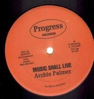 Archie Palmer - Be My Girl