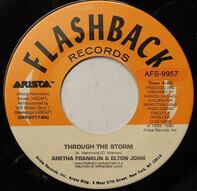 Aretha Franklin & Elton John - Through the Storm