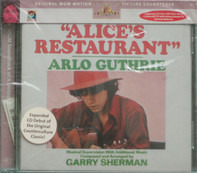 Arlo Guthrie , Garry Sherman - Alice's Restaurant (Original MGM Motion Picture Soundtrack)