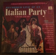 """Armando And Orchestra Carnivale - Recorded Live At An Italian Party """"Chao Chao"""""""