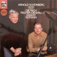 Arnold Schoenberg - Dietrich Fischer-Dieskau , Aribert Reimann - Lieder (Auswahl)