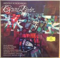 Arnold Schoenberg - Inge Borkh , Hertha Töpper , Kieth Engen , Lorenz Fehenberger , Herbert Schacht - Gurre Lieder