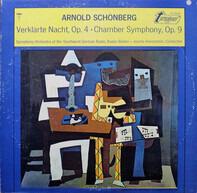 Schönberg - SWDR, Baden-Baden (Horenstein) - Verklärte Nacht, Op. 4 • Chamber Symphony, Op. 9