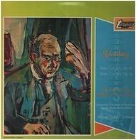 Arnold Schoenberg , Alfred Brendel , Wolfgang Marschner - Piano Concerto, Op. 42 / Violin Concerto, Op. 36